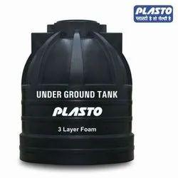 Plasto Underground Water Storage Tank