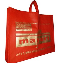 Rectangular Non Woven Shopping Bag