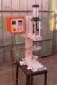 Pneumatic Cap Foil Sealing Machine