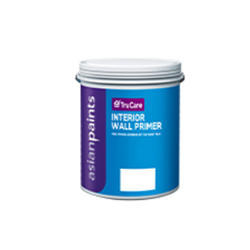 Asian Trucare Interior Water Thinnable Wall Primer, Packaging Size: 10 and 20 L