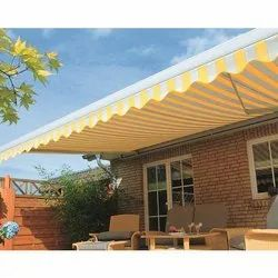 Waterproof Retractable Awning