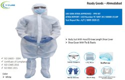 Genaral Free Size Personal Protection Equipment (PPE Kit)