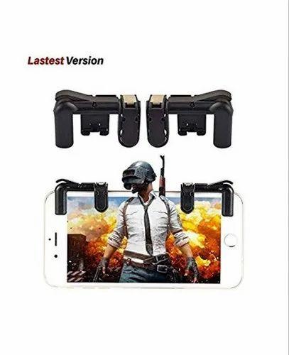 Clubindia Amazon Gamepad Trigger Fire Button Aim Mobile Phone Games Shooter  (Pubg)