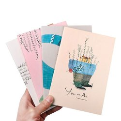 Seema Enterprises Paper Kindergarten Writing Notebook
