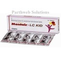 Montair LC Kid tablets