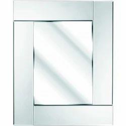 Dorma Hardware Glass Mirror