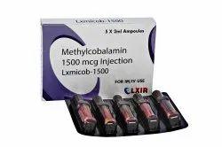 Methylcobalamin 1500mcg