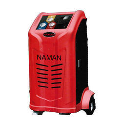 Naman Car AC Gas Charging Machine