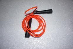 Skipping Rope With Plastic Handle
