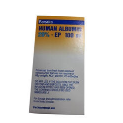 Human Albumin Injection