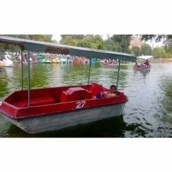 Paddle Boat With Roof