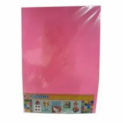 Riddhi A4 Size Executive Color Paper, Packaging Type: Packet