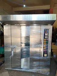 Wood Fir Rotary Rack Oven