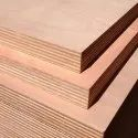 Brown Hardwood Plywood, Thickness: 6 To 19 Mm