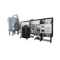 Zero Discharge Industrial R O 1 M3 to 2200 m3