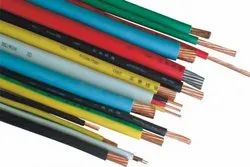 Solid 3-5 mm Electrical Copper Wire, Wire Gauge: 5-10