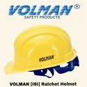 Volman Rachet Safety Helmet