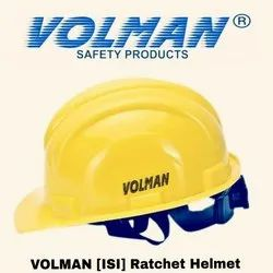 Volman Ratchet Safety Helmet