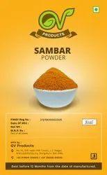 Sambar Masala Sambar Powder, Packaging Type: Pouch, Packaging Size: 500 g