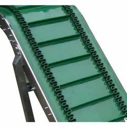 PVC Cleated Sidewall Belt, Belt Width : 600 - 3000 mm