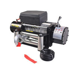 Truck Winch Machine