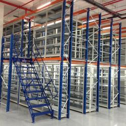 National Steel Industries - Manufacturer of Supermarket Rack