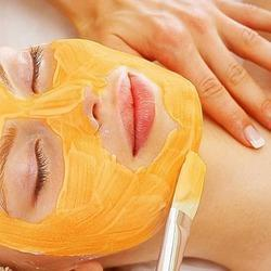 Pumpkin Peel Treatment for Instant Skin Brightening