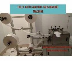Chinese Model Automatic Sanitary Napkin Machine