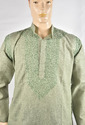 Chikan Men's Kurta