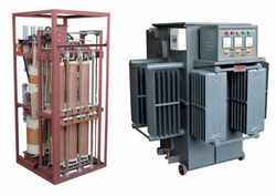 Linear Type Stabilizer- Three Phase