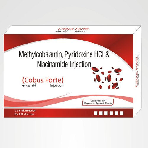 Methylcobalamin Pyridoxine HCL And Niacinamide Injection