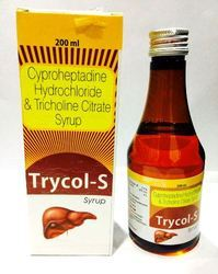 Trycol - S Syrup