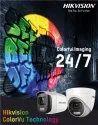 Hikvision Cctv:colour Night Vision Bullet Camera, Camera Range: 15 To 20 M