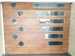 Top Sectional Garage Door