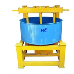 Mild Steel Pan Concrete Mixer