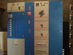 Three Phase Three-Phase Control Panel