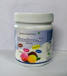 Nutraforce-SF Protein Powder