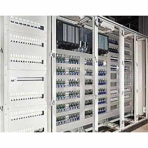 Electrical Plc Control Panel on