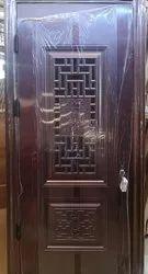 Copper Finish Window Door