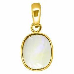 Opal Pendant Panchdhatu Gemstone