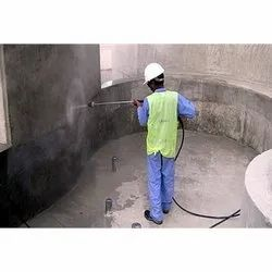 Crystalline Waterproofing Water Tank & Basement Service