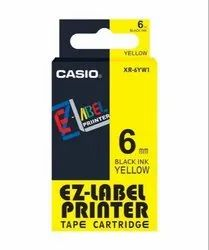 Casio Printer Tapes