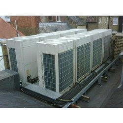 Central Air Conditioning With VRF System