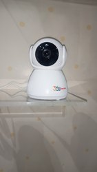 360 Degree Rotating Stand Alone Camera for Residential, 12 V