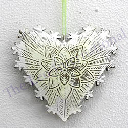 New design hanging Heart for Christmas decoration