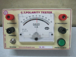 Current Transformer Polarity Tester