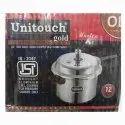 Unitouch Aluminium Pressure Cooker, Capacity: 5-9 Liter