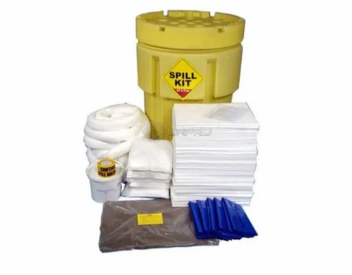 Oil / Chemical Spill Kit, For Industrial, overpack drum