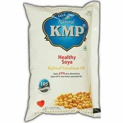 KMP Soya 1 Lit Pouch, Packaging Size: 1 litre, Packaging Type: Pouched