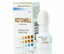 Ketorolac Eye Drops